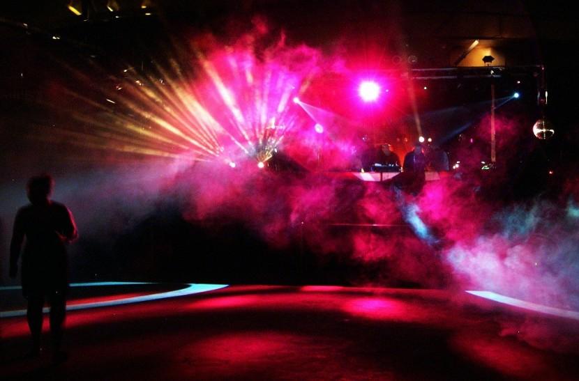 Laser Light Show Photo 11