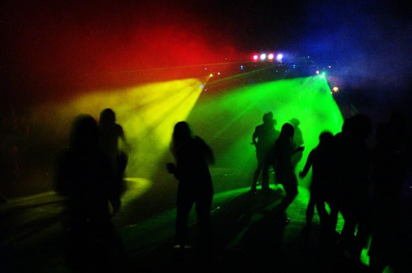 Laser Light Show Photo 08