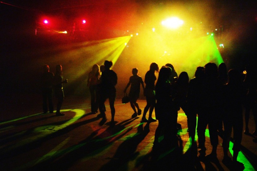 Laser Light Show Photo 10