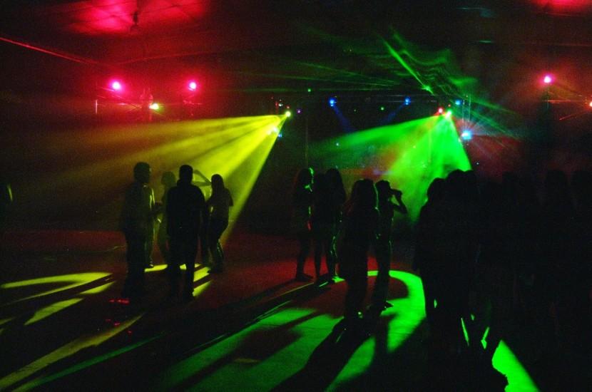 Laser Light Show Photo 01