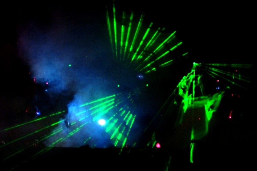 Laser Light Show Photo 12