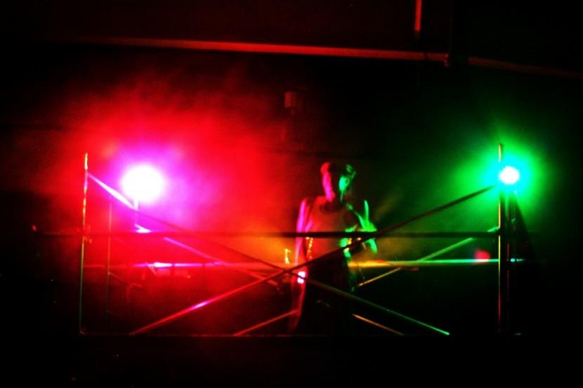 Laser Light Show Photo 03