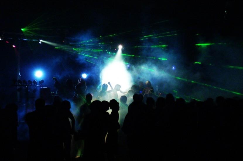 Laser Light Show Photo 05