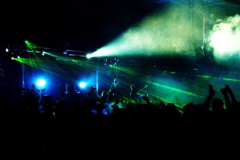 Laser Light Show Photo 06