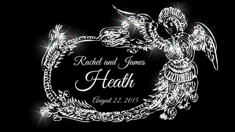 Rachel & James August 22 2015