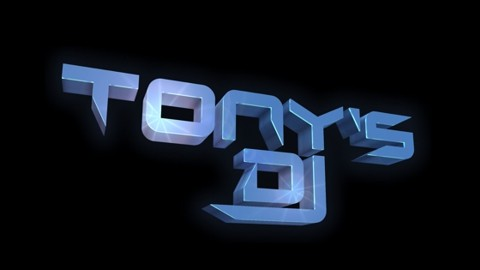 Tony's DJ Logo sample
